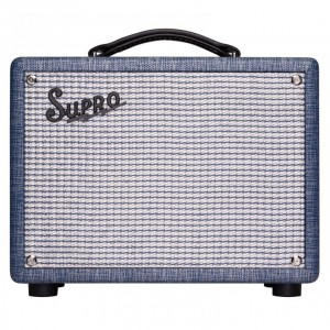 SUPRO REVERB 1 x 8 TUBE AMPLIFIER COMBO