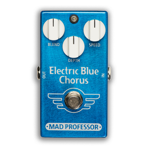 Mad Professor Electric Blue Chorus Factory Made