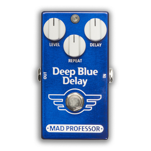 Mad Professor Deep Blue Delay Factory Made