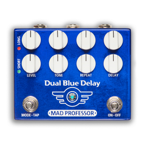Mad Professor Dual Blue Delay Factory Made