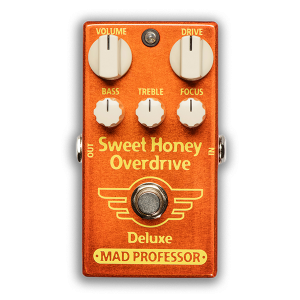 Mad Professor Sweey Honey Overdrive DELUXE Factory Made