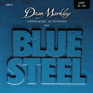 Dean Markley struny do gitary basowej BLUE STEEL 45-100