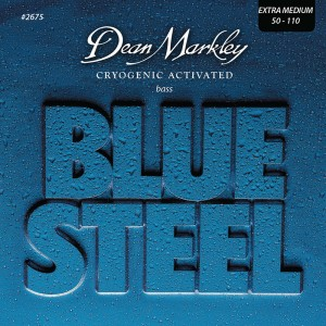 Dean Markley struny do gitary basowej BLUE STEEL 50-110