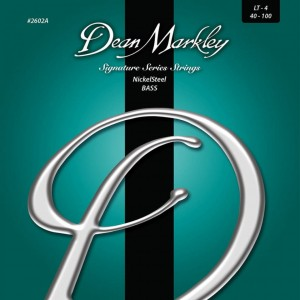 Dean Markley struny do gitary basowej NICKELSTEEL 40-100
