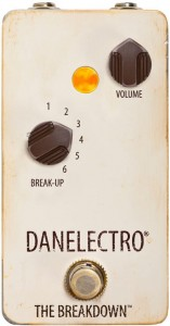 Danelectro The Breakdown Range Booster
