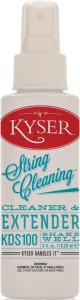 Kyser środek string cleaner - spray