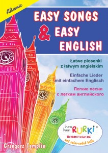 Bum Bum Rurki - Easy Songs & Easy English PKWIU: 58.11.1